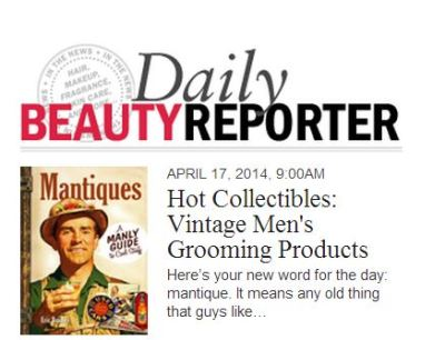 Allure.com Patrick Rogers Mantiques Grooming Products